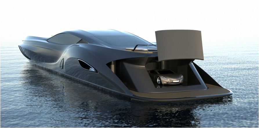 EAT Glass can be developed to meet all of your design specifications for Luxury Watercraft